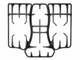Franke Kit 3 griglie in ghisa per cucina piano cottura a gas serie Pulsar